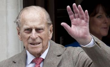 Prince Philip spends 91st birthday at home after hospital discharge