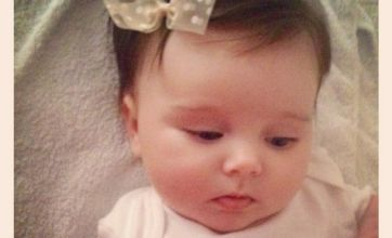 Una Healy's daughter Aoife Belle 'misses Daddy' in cute Twitter snap
