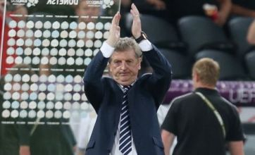 Roy Hodgson: England will only improve after Euro 2012 draw