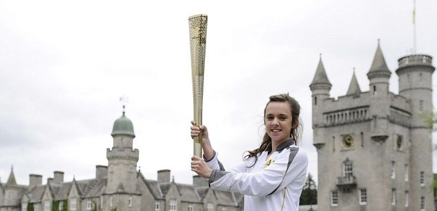 Olympics torch relay reaction shows Scotland is right behind London 2012