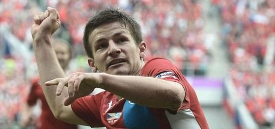 Euro 2012 football Czech Republic Greece