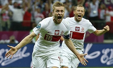 Cracker Jak's explosive hit earns Poland draw with Russia at Euro 2012