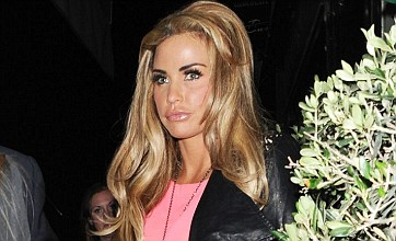 Katie Price approves Leandro Penna's appearance on Argentine Strictly