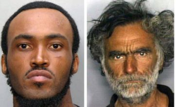 Photos released of Miami cannibal victim Ronald Poppo after surgery