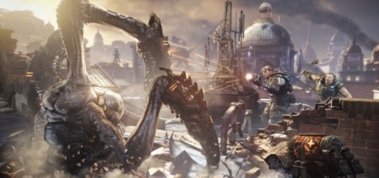 Gears Of War: Judgment - emergence gameplay