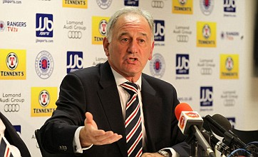 Rangers chief Charles Green under fire over 'racist language'