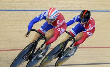 Jess Varnish: I was late for my first training session with Sir Chris Hoy