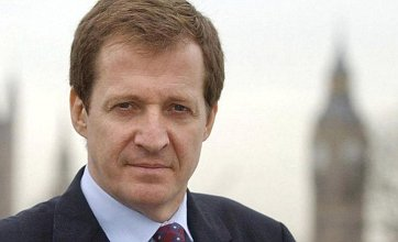 Alastair Campbell and Armando Iannucci in Twitter row over OBE