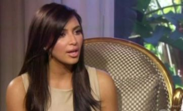 Kim Kardashian: I was in such a deep depression over Kris Humphries split