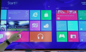 Surface Windows 8 unveiled by Microsoft as tablet to rival iPad