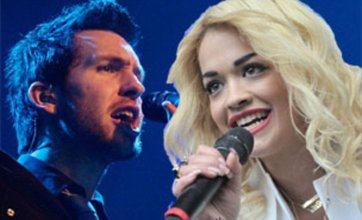 Calvin Harris and Rita Ora in Twitter war of words over Call My Name