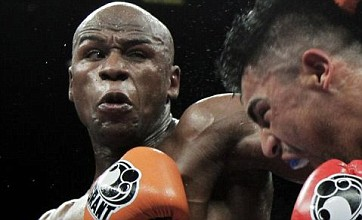 Floyd Mayweather Jr knocks Tiger Woods off the top of sport rich list