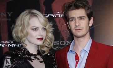 Andrew Garfield and Emma Stone keep schtum over budding romance