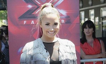 US X Factor judge Demi Lovato: I've regained control of my life after rehab stint