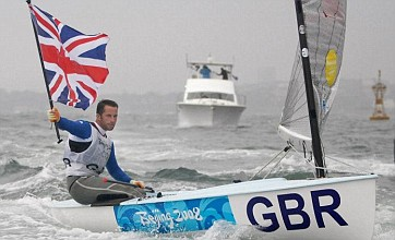Ben Ainslie 'amused' by doubts over his form in run-up to London 2012