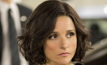 Veep's Julia Louis-Dreyfus: Armando Iannucci has a brilliant mind