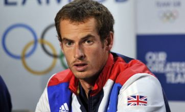 Andy Murray first to be named in Team GB tennis squad