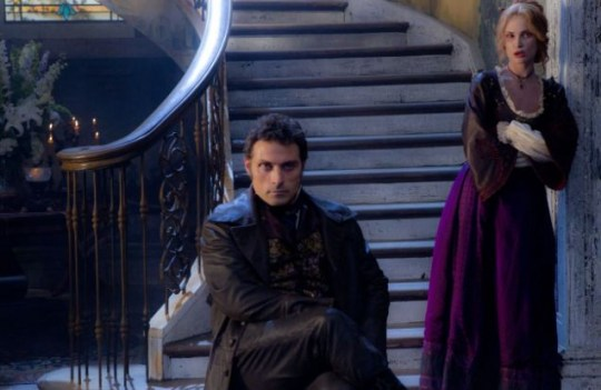 Rufus Sewell, Abraham Lincoln: Vampire Hunter