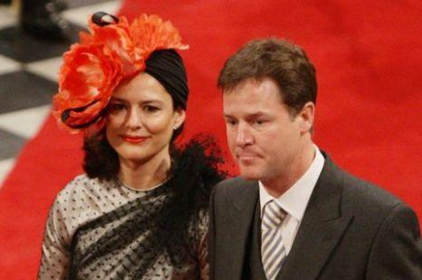 Nick Clegg, Miriam Gonzalez