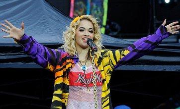 Rita Ora fancies One Direction hunk Harry Styles, her best friends reveal
