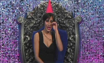 Big Brother: Lydia Louisa left tearful over Andy Scott-Lee phone call