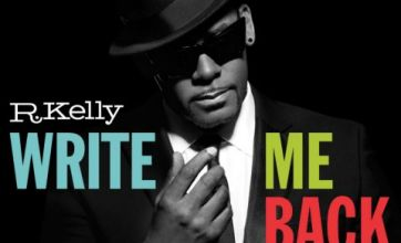 R Kelly's Write Me Back is both genius and idiotic