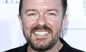 Ricky Gervais donates £1,000 to charity after losing Gary Lineker bet