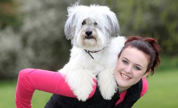 BGT's Ashleigh to leave Pudsey behind for Strictly Come Dancing stint