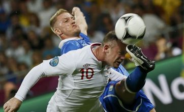 Heartbreak for brave England as they crash out of Euro 2012 against Italy