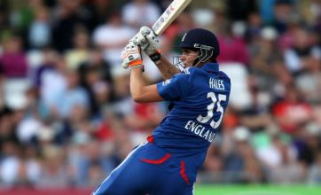 England's Alex Hales storms to record as West Indies are blown away in T20
