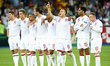 England v Italy: Player ratings from Euro 2012 quarter-final defeat