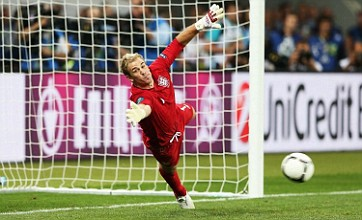 Joe Hart: I thought England had Euro 2012 penalty shoot-out in the bag
