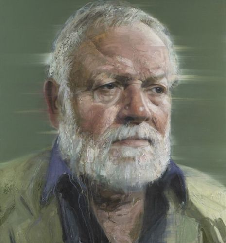 The Dialects of Silence (Michael Longley) by Colin Davidson