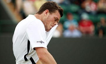 Josh Goodall becomes first British hope to crash out of Wimbledon