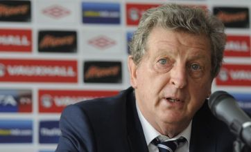 Roy Hodgson planning England revolution for Italy rematch in August