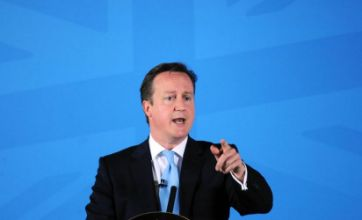 David Cameron: You're never too sick or too thick to work