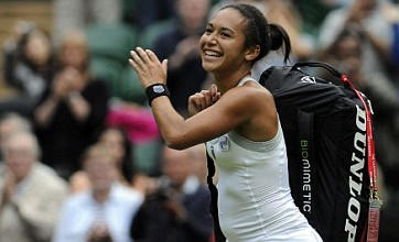 Heather Watson reveals she went wrong way off Centre Court