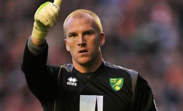 John Ruddy signs new four-year contract at Norwich