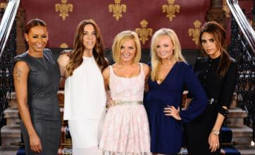 We're not good enough singers for The X Factor, admit Spice Girls
