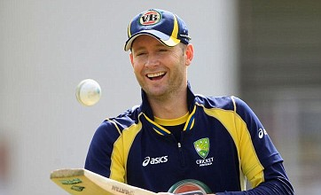 Australia captain Michael Clarke stays focused as England eye one-day win