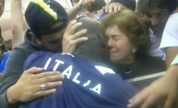 Mario Balotelli: Italy goals vs Germany in Euro 2012 were for my mum