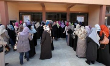 Libya goes to the polls for first time since Colonel Gaddafi's death
