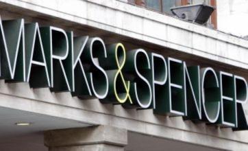 Wet weather blamed as M&S reveals sales slump