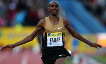 Mo Farah shows he's ready for Olympics with Crystal Palace victory