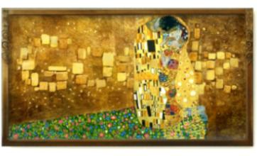 Erotic artist Gustav Klimt gets Google Doodle to mark 150th birthday
