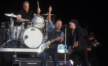 Bruce Springsteen cut short at Hard Rock Calling for 'health and safety'