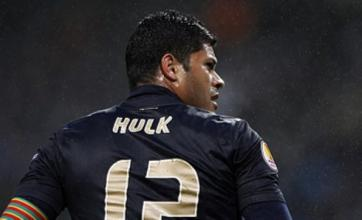 Hulk knows nothing about Chelsea transfer rumours