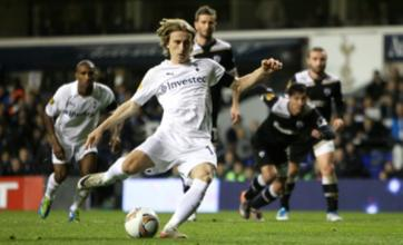Spurs 'demand Real Madrid pay £35m in cash for Luka Modric transfer'