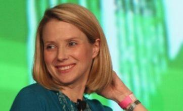 Google's Marissa Mayer appointed new Yahoo chief executive