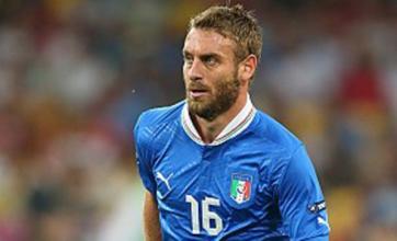 Daniele De Rossi 'back in Manchester City's summer transfer plans'